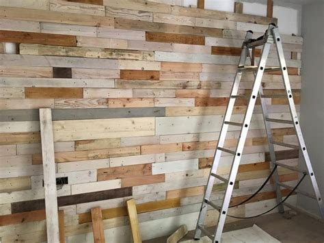 diy wood panel wall diy pallet wood wall paneling pallet ideas recycled