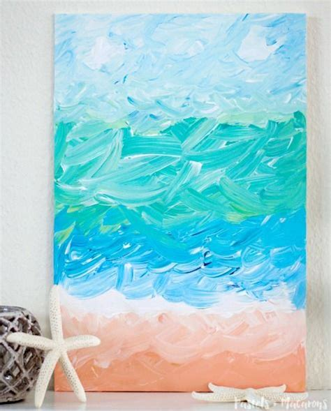 latex tutorial abstract abstract sea painting tutorial with brush strokes http