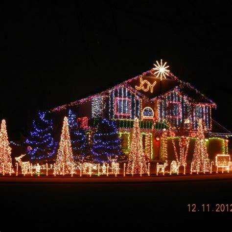 cadger christmas light show youtube