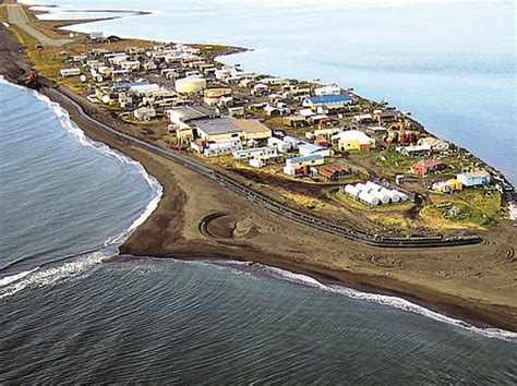 ufficio sta verona alaska il villaggio di kivalina sta per sparire per il