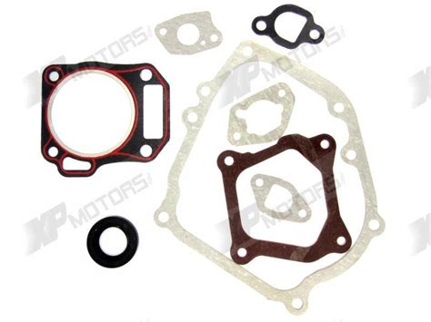 Paking Set Gx160 Gx200 new cylinder gasket set seal for honda gx160 gx200 5 5hp 6 5hp in kickstarters