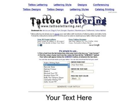 tattoo lettering net www tattoolettering net