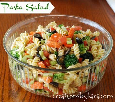 simple pasta salad recipes pasta salad this easy pasta salad is one of my family s