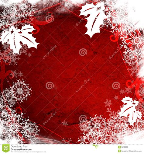 christmas abstract background stock illustration