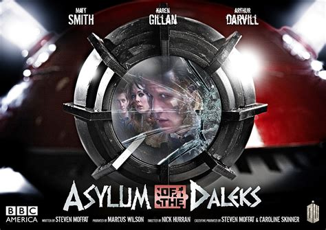 Tonight Ive Discovered That The Doctor Who New Yo 2 by Review Doctor Who Asylum Of The Daleks Multiversity