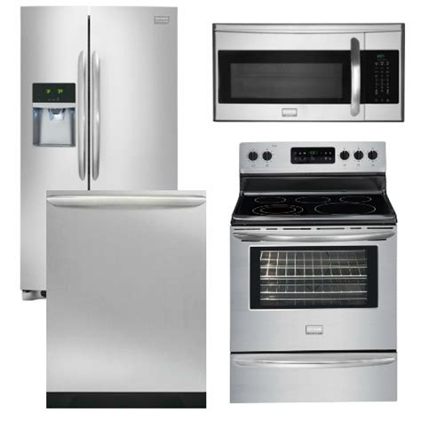 frigidaire kitchen appliance package package fg1 frigidaire appliance gallery package 4