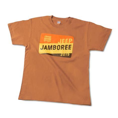 jeep jamboree logo jeep jamboree usa 2015 jeep jamboree logo t shirt small