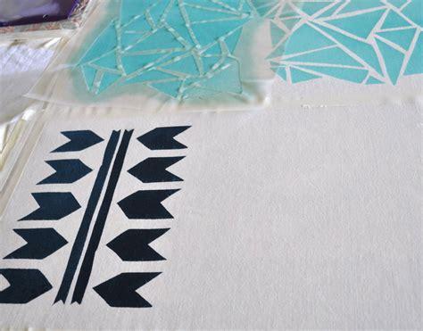 diy print your own fabric poppytalk handmade artists