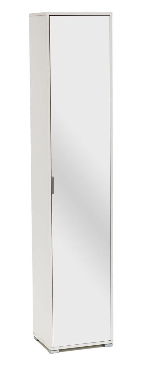 colonna armadio colonna armadio doppio uso portaoggetti e specchio