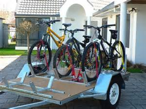 Cing Trailer Bike Rack by Bicycle Rack For Trailer Recherche Loisirs