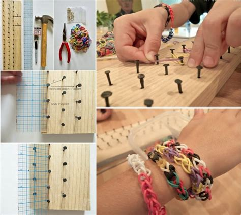 diy knitting loom 36 best make your own knitting loom images on