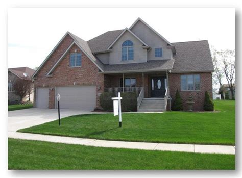 news homes for sale in dyer indiana on 2509 howard castle