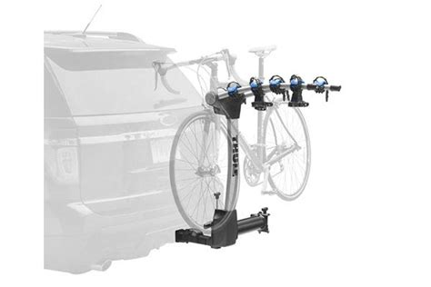 swing away hitch bike rack thule apex swing hitch bike rack best price on thule