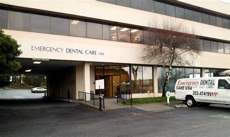 Comfort Dental Tacoma by Tacoma S Only Emergency Dental Care