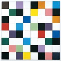 ellsworth colors for a large wall ellsworth 145 paintings prints and sculptures
