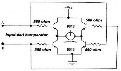 konfigurasi transistor darlington robot jogtimro komunitas jogtimro