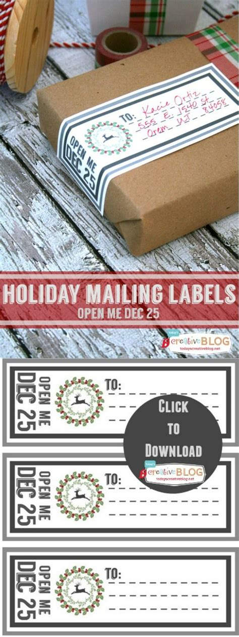 best christmas gifts to send by mail best 25 mailing labels ideas on print address labels happy mail and snail cards