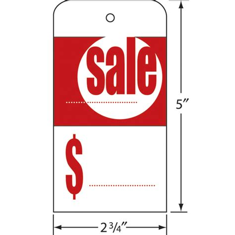 printable weatherproof tags horticultural marketing and printing sale tags with