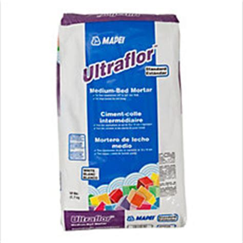 mapei ultraflor white mortar 50lb floor and decor