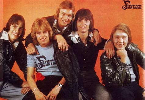 Lock Band bands of look in magazine gods and horrors of 1970s pop