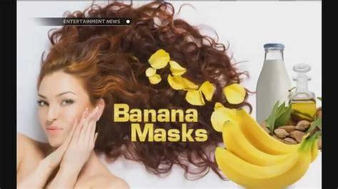 Membuat Masker Rambut Dari tips membuat masker rambut dari pisang