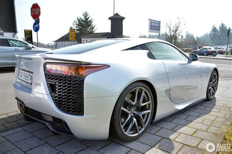 Price Of A Lexus Lfa by Lexus Lfa 3 April 2016 Autogespot