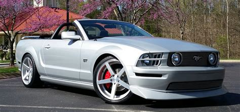 2005 Ford Mustang Convertible by 2005 Gt Convertible The Mustang Source Ford Mustang Forums