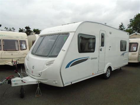 Sterling Europa 495 With Fixed End Bedroom Caravans Ireland Newbridge Caravans