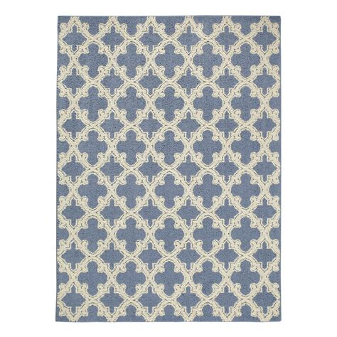 sears area rugs 5x7 essential home regency 5 x7 fretwork rectangular trellis area rug