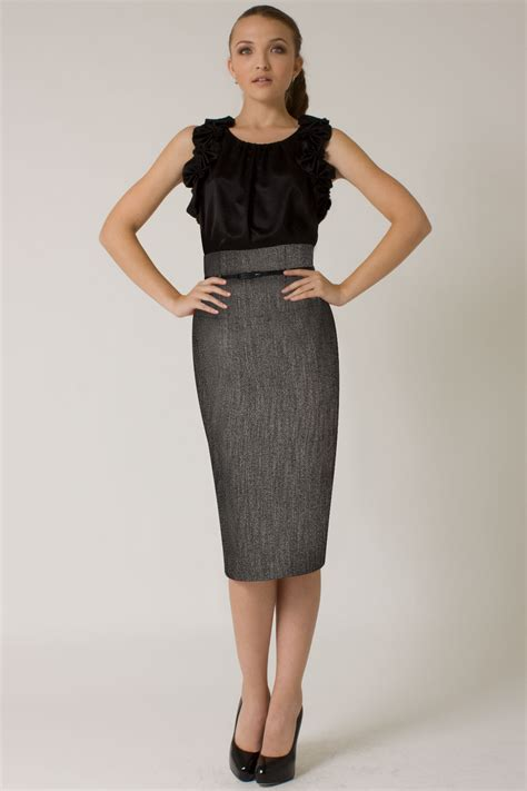 High Waisted Fashion by High Waisted Skirt In Fashion
