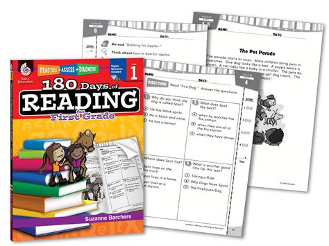 180 days of reading for third grade 180 days of practice 180 days of practice teachers classroom resources