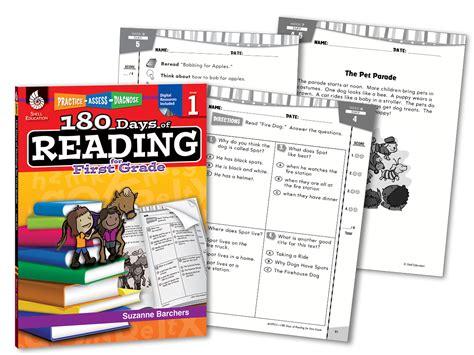 180 days of reading for kindergarten 180 days of practice 180 days of practice teachers classroom resources