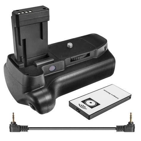 Kamera Canon Eos X50 batteriegriff f 252 r canon eos 1100d rebel t3 x50 ersetzt bg e10 mit ir fernbedienung