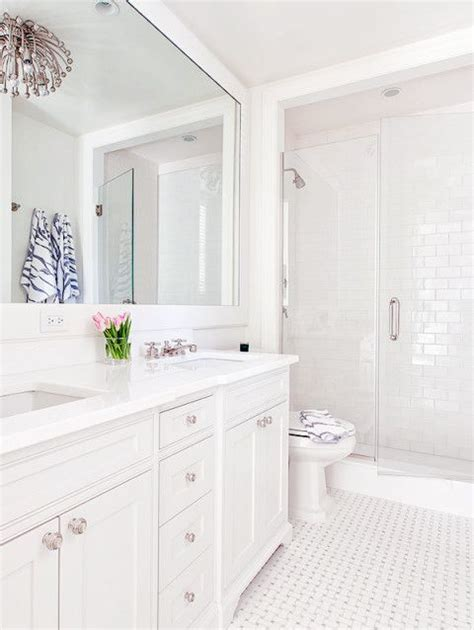 17 best ideas about white bathrooms on