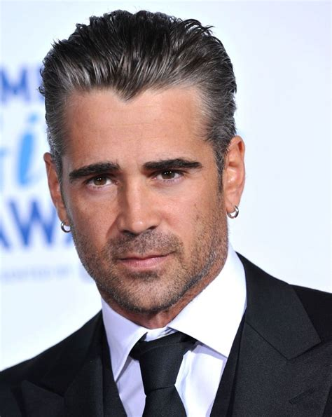 Kills Himself Because Of Colin Farrell by Even The Earrings Don T Kill This Hotness Colin Farrell