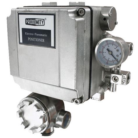 Electropneumatic Positioner series 165 precisor 174 ii pneumatic and electro pneumatic