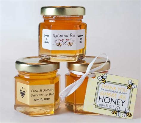 Wedding Favors Honey Jars by 2oz Honey Jar Wedding Favor Your Guests Will Enjoy