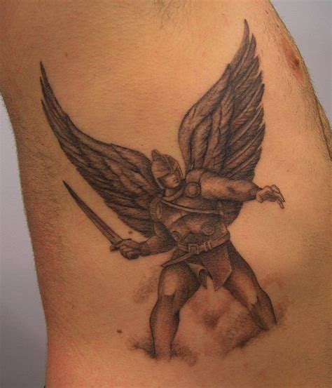angel warrior tattoo top 25 ideas about warrior on