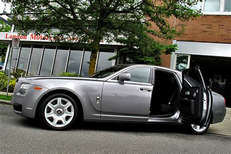 rolls royce door rolls royce 2010 ghost 4 door sedan motorcars