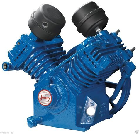 bare replacement pump  head unloaders emglo