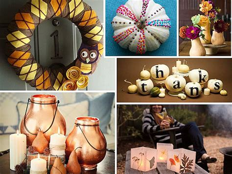 thanksgiving craft ideas for to make a thanksgiving pumpkin centerpiece decoist