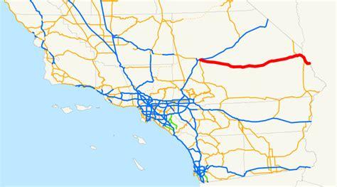 california map interstate file california interstate 40 svg wikimedia commons