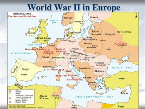 chapter 16 section 2 war in europe ppt the allies are victorious powerpoint presentation