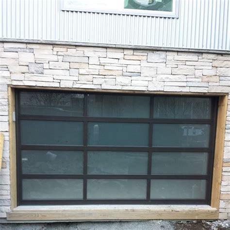 garage doors ct modern glass overhead garage doors connecticut overhead