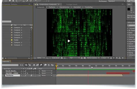tutorial after effects mosaic using particular mosaic effect in after effects to