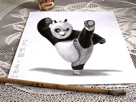imagenes de kung fu panda en 3d los dibujitos de carmen harada abril 2013