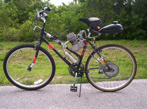 small gas motor for bicycle 1 motorized bicycles