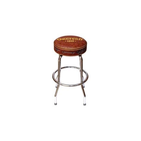 Brownish Stool by Gretsch Genuine 1883 24 Quot High Brown Bar Stool 912 4756 020