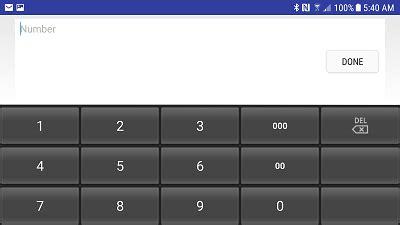 keyboard layout java java custom keyboard handling inputtype change stack