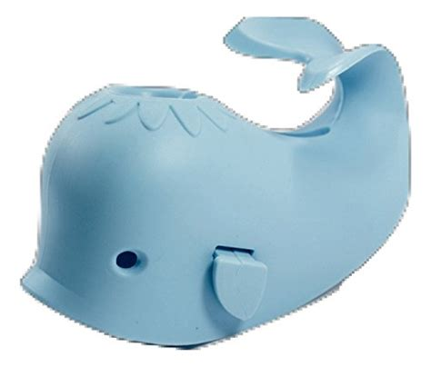 Whale Faucet Cover Baby Toddler Kids Whale Bath Tub Safety Protection Water